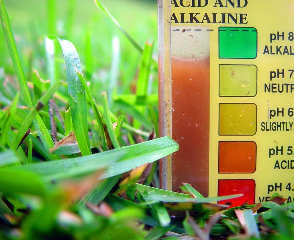 lowering soil pH and other chemical compounds