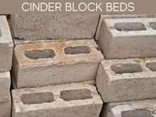 Cinder Block Beds