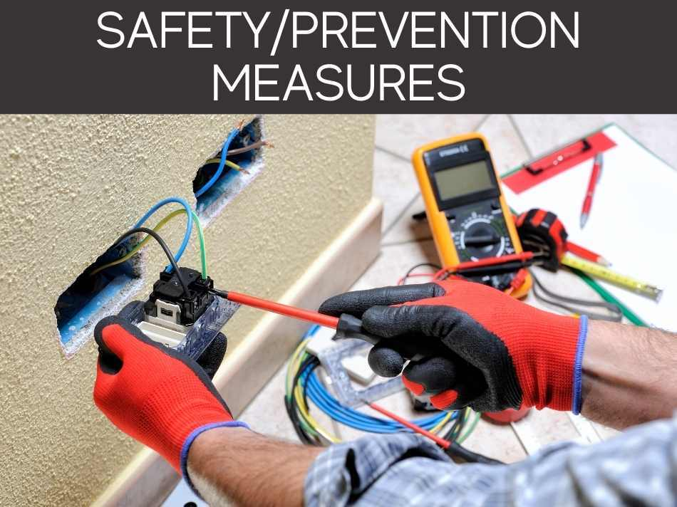 Safety/Prevention Measures